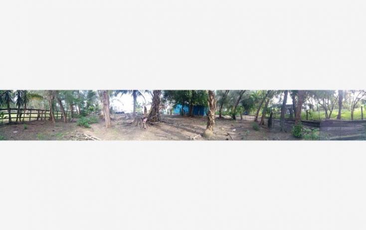 Foto de terreno habitacional en venta en sn, playa azul, tuxpan, veracruz, 616317 no 12