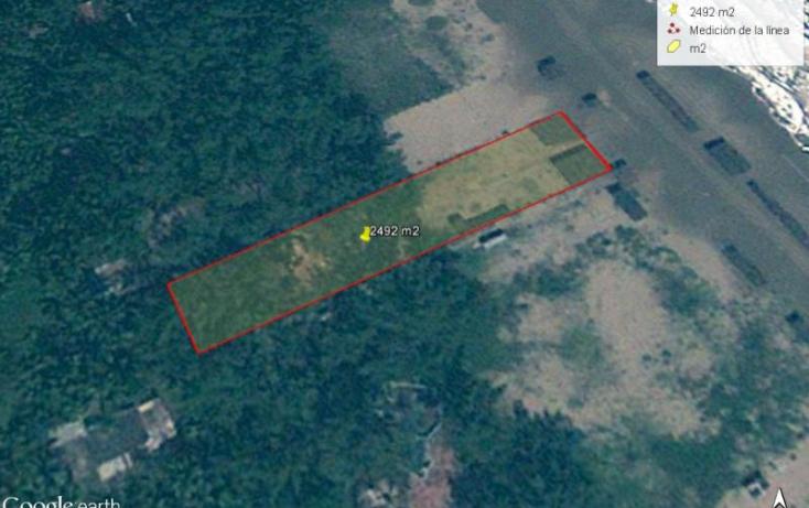 Foto de terreno habitacional en venta en sn, playa azul, tuxpan, veracruz, 616317 no 13