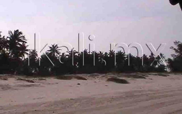Foto de terreno habitacional en venta en sn, playa norte, tuxpan, veracruz, 577656 no 04