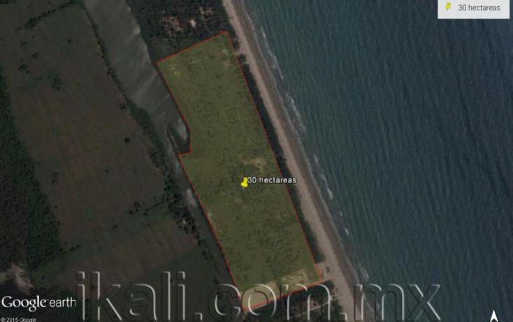 Foto de terreno habitacional en venta en sn, playa norte, tuxpan, veracruz, 577656 no 09