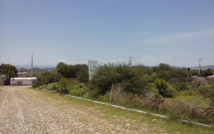 Foto de terreno habitacional en venta en sn, san josé navajas, el marqués, querétaro, 966801 no 02