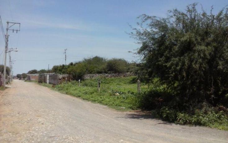 Foto de terreno habitacional en venta en sn, san josé navajas, el marqués, querétaro, 966801 no 03