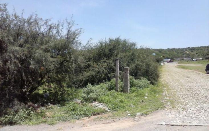 Foto de terreno habitacional en venta en sn, san josé navajas, el marqués, querétaro, 966801 no 04