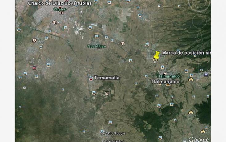 Foto de terreno habitacional en venta en sn, san mateo tezoquipan miraflores, chalco, estado de méxico, 376568 no 02