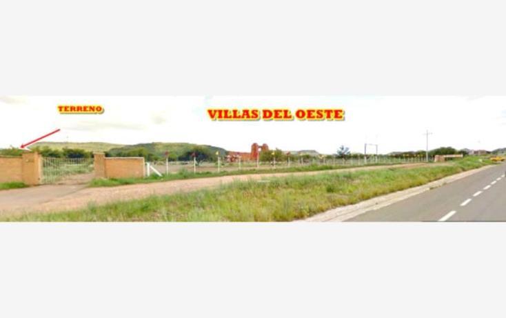 Foto de terreno habitacional en venta en sn, san vicente de chupaderos, durango, durango, 1601796 no 05
