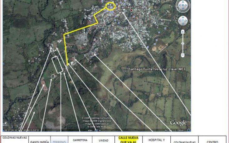 Foto de terreno habitacional en venta en sn, santiago tuxtla centro, santiago tuxtla, veracruz, 2029942 no 06