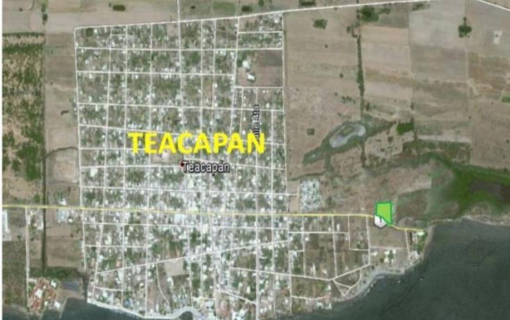 Foto de terreno habitacional en venta en  s-n, teacapan, escuinapa, sinaloa, 1372865 No. 02