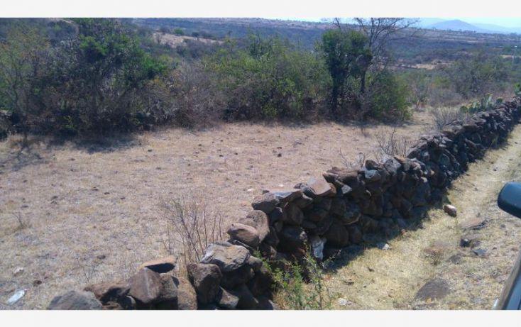 Foto de terreno habitacional en venta en sobre carretera, ojo de agua, san juan del río, querétaro, 1766960 no 01