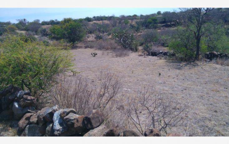 Foto de terreno habitacional en venta en sobre carretera, ojo de agua, san juan del río, querétaro, 1766960 no 02