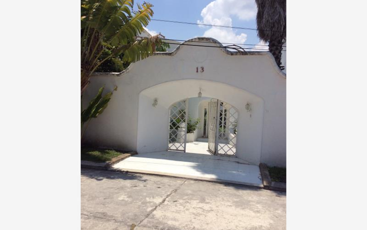 Foto de casa en venta en  1313, las fincas, jiutepec, morelos, 1988296 No. 01
