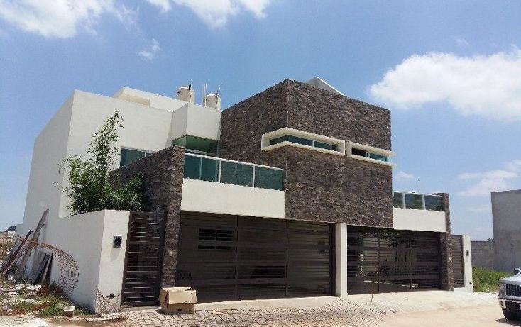 Foto de casa en venta en  , sol campestre, centro, tabasco, 1443299 No. 01