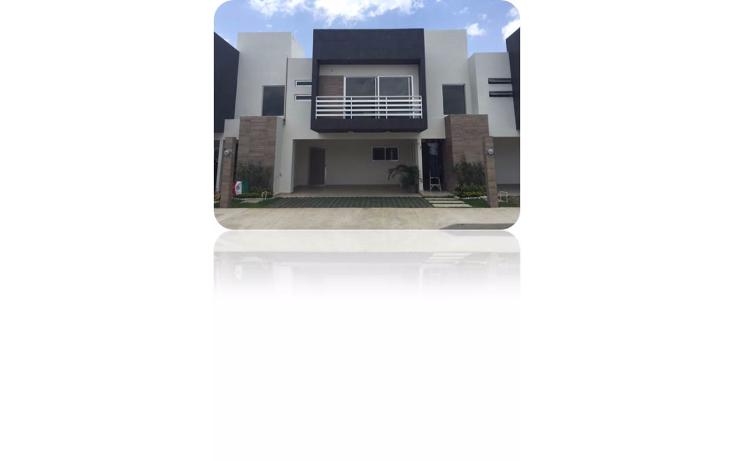 Foto de casa en venta en  , sol campestre, centro, tabasco, 1506647 No. 01