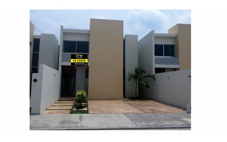 Foto de casa en venta en  , sol campestre, centro, tabasco, 1645036 No. 01