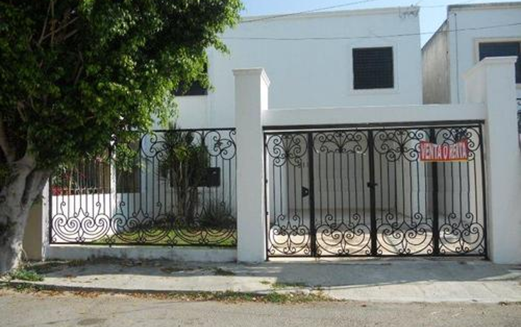 Foto de casa en renta en  , sol campestre, mérida, yucatán, 1085473 No. 01