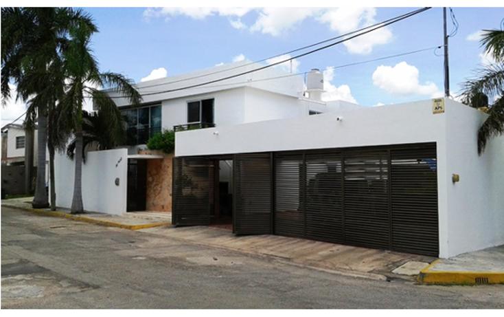 Foto de casa en venta en  , sol campestre, mérida, yucatán, 1430311 No. 01