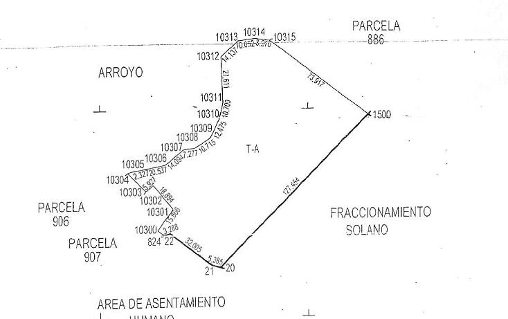 Foto de terreno habitacional en venta en  , solano, guanajuato, guanajuato, 1247445 No. 01