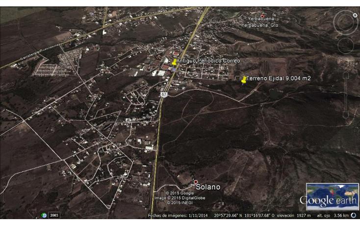 Foto de terreno habitacional en venta en  , solano, guanajuato, guanajuato, 1247445 No. 02