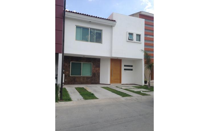 Foto de casa en renta en  , solares, zapopan, jalisco, 1300759 No. 01