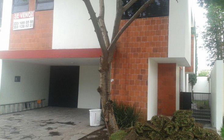 Foto de casa en venta en, solares, zapopan, jalisco, 1457011 no 02