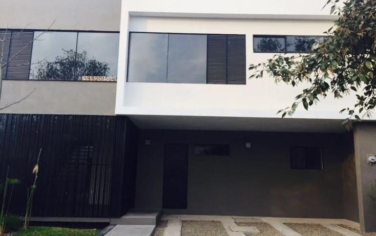 Foto de casa en venta en  , solares, zapopan, jalisco, 1663493 No. 01