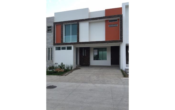 Foto de casa en venta en  , solares, zapopan, jalisco, 1700158 No. 01