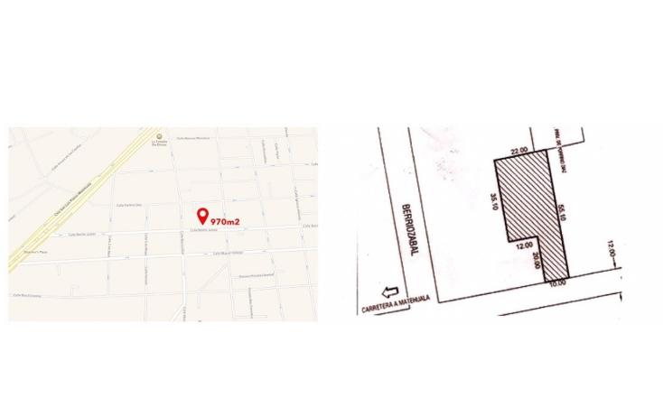 Foto de terreno habitacional en venta en  , soledad de graciano sanchez centro, soledad de graciano sánchez, san luis potosí, 1579156 No. 02