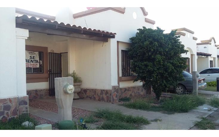 Foto de casa en renta en  , soleil residencial, hermosillo, sonora, 1324575 No. 01