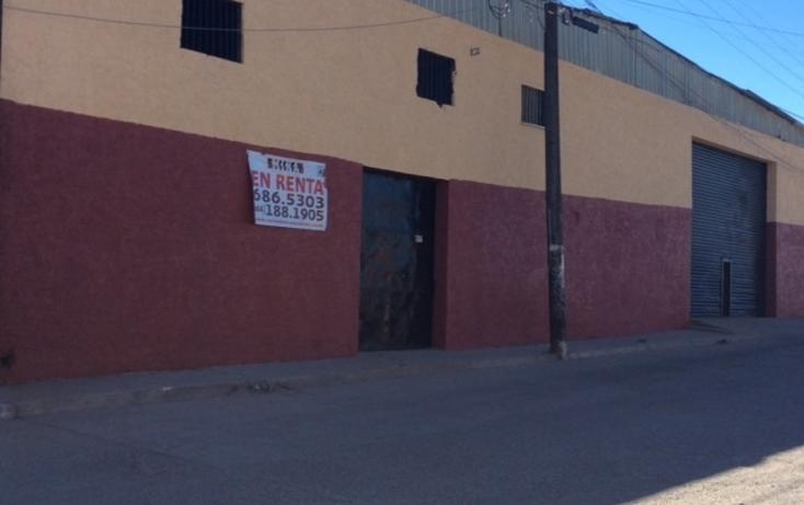 Foto de nave industrial en renta en  , soler, tijuana, baja california, 1478509 No. 01