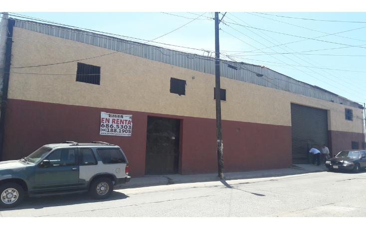 Foto de nave industrial en renta en  , soler, tijuana, baja california, 1478509 No. 02