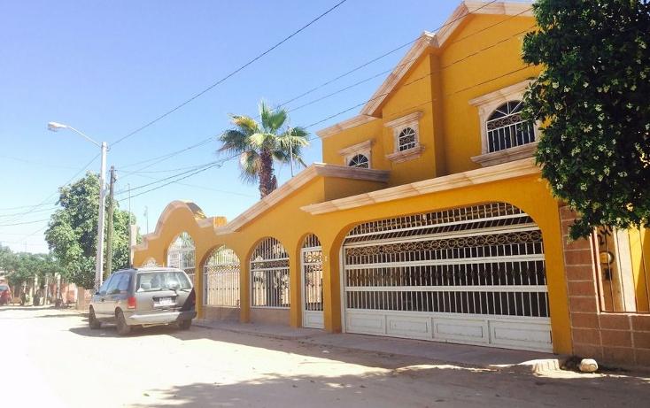 Foto de casa en venta en  , solidaridad, hermosillo, sonora, 1170995 No. 01