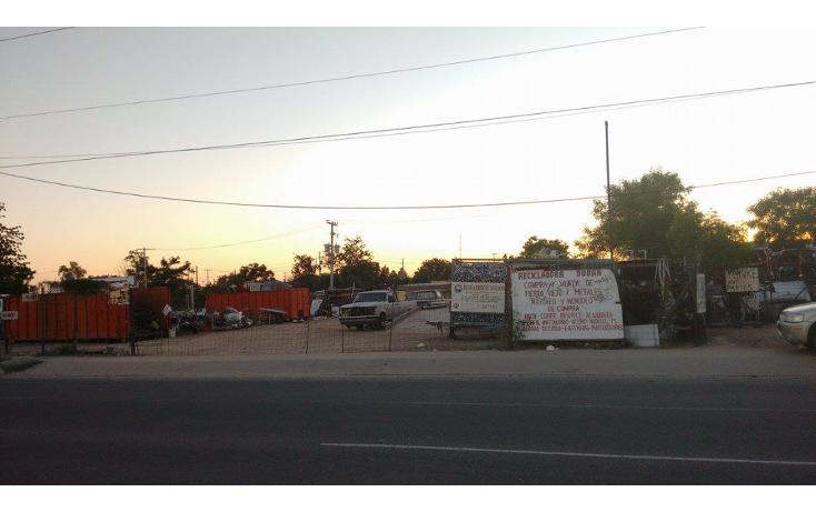 Foto de terreno comercial en venta en  , solidaridad, hermosillo, sonora, 1234407 No. 01