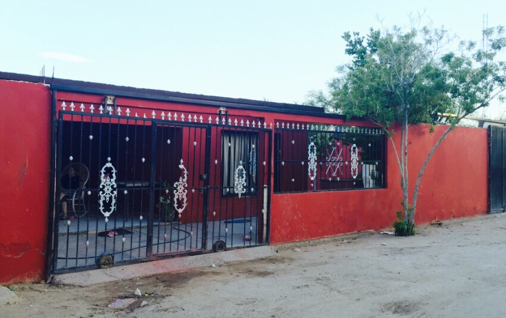 Foto de casa en venta en  , solidaridad iv, hermosillo, sonora, 1332273 No. 01