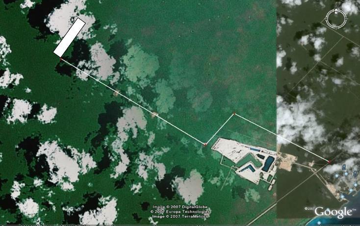 Foto de terreno habitacional en venta en  , solidaridad, othón p. blanco, quintana roo, 1061423 No. 01