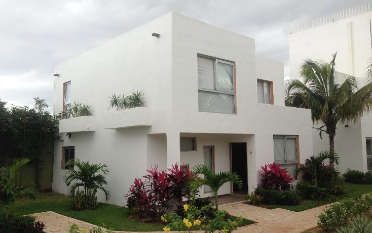 Foto de casa en renta en  , solidaridad, othón p. blanco, quintana roo, 1062797 No. 01
