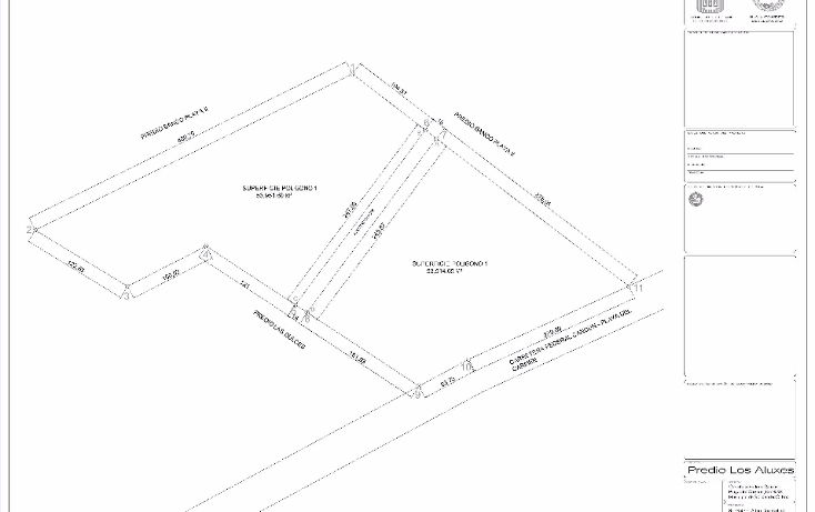 Foto de terreno habitacional en venta en  , solidaridad, othón p. blanco, quintana roo, 1144625 No. 03