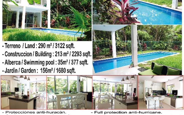 Foto de casa en venta en, solidaridad, othón p blanco, quintana roo, 1601622 no 01