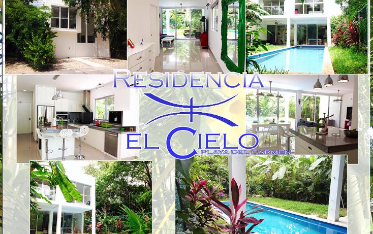 Foto de casa en venta en  , solidaridad, othón p. blanco, quintana roo, 1601622 No. 02