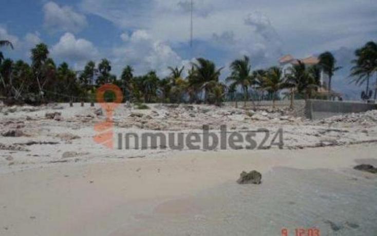Foto de terreno habitacional en venta en  , solidaridad, othón p. blanco, quintana roo, 2636151 No. 02
