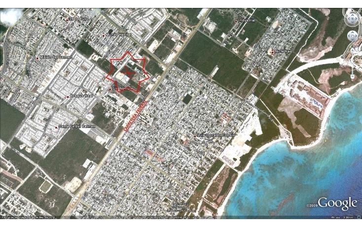 Foto de terreno habitacional en venta en  , solidaridad, oth?n p. blanco, quintana roo, 948717 No. 01
