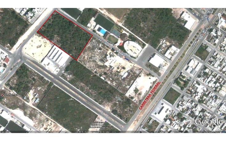 Foto de terreno habitacional en venta en  , solidaridad, oth?n p. blanco, quintana roo, 948717 No. 02