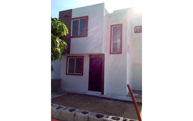 Foto de casa en venta en  , solidaridad voluntad y trabajo, tampico, tamaulipas, 1093597 No. 01