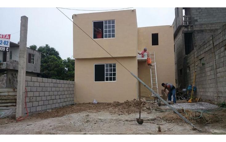 Foto de casa en venta en  , solidaridad voluntad y trabajo, tampico, tamaulipas, 1112907 No. 01