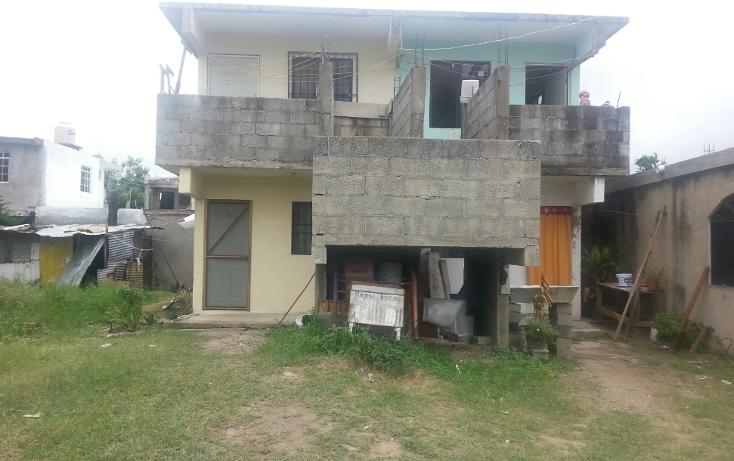 Foto de departamento en venta en  , solidaridad voluntad y trabajo, tampico, tamaulipas, 1281309 No. 01