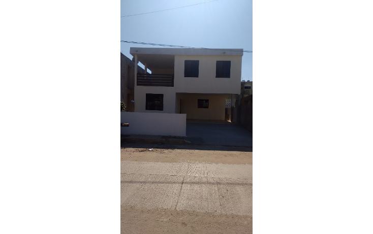 Foto de casa en venta en  , solidaridad voluntad y trabajo, tampico, tamaulipas, 1499427 No. 01