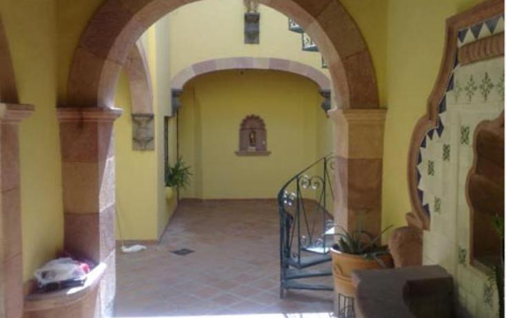 Foto de casa en venta en sollano 1, san miguel de allende centro, san miguel de allende, guanajuato, 679961 No. 14