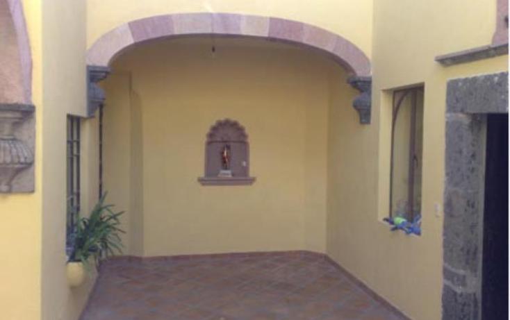 Foto de casa en venta en sollano 1, san miguel de allende centro, san miguel de allende, guanajuato, 679961 No. 18