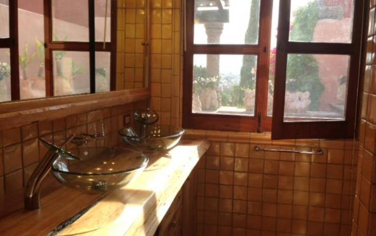 Foto de casa en venta en sollano 1, san miguel de allende centro, san miguel de allende, guanajuato, 698857 no 16