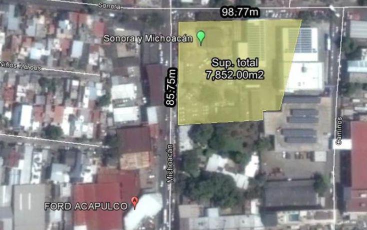 Foto de terreno habitacional en venta en sonora 15, progreso, acapulco de juárez, guerrero, 1479559 no 01