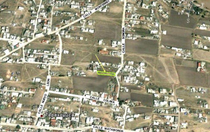 Foto de terreno habitacional en venta en sonora, centro ocoyoacac, ocoyoacac, estado de méxico, 222724 no 05