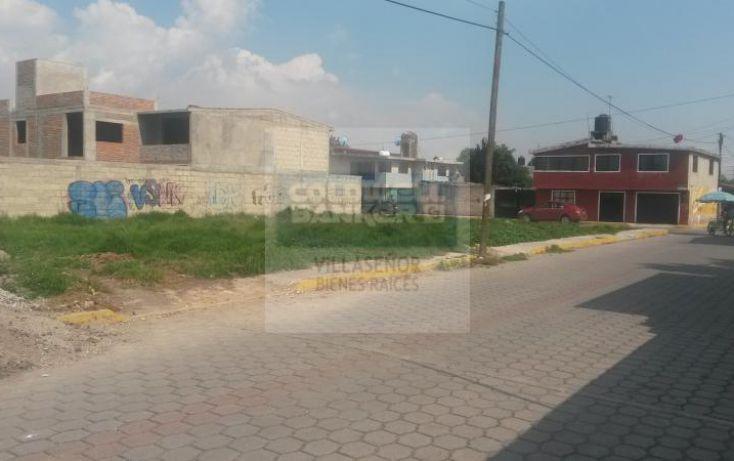Foto de terreno habitacional en venta en sonora, san gaspar tlahuelilpan, metepec, estado de méxico, 1337161 no 01